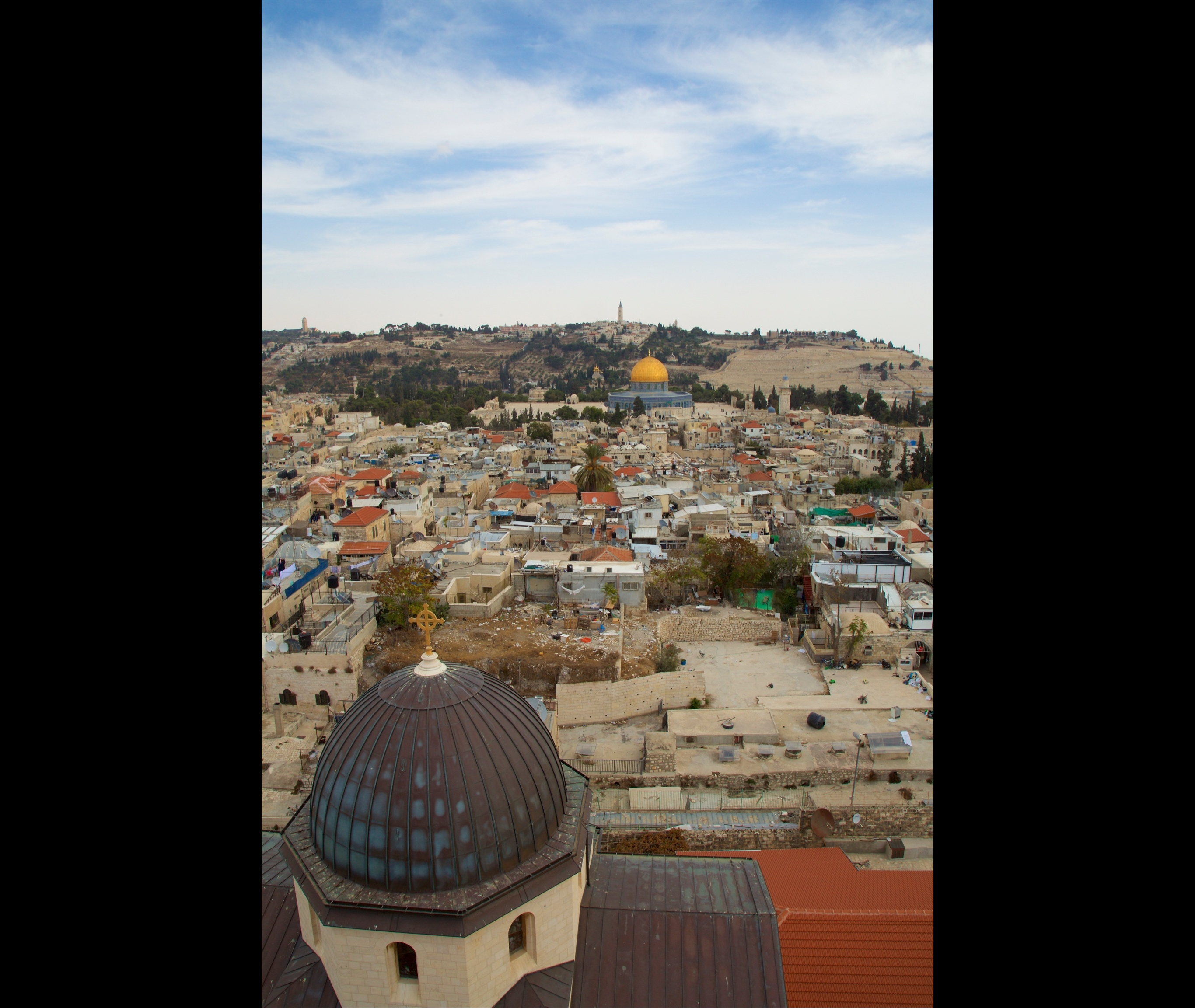 From the tower (180 steps up!) of Redeemer Lutheran Church, Bethlehem 56774