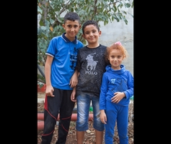 homestay with Remah Abbas and her husband Ahmid. Burkin, Palestine. 56622