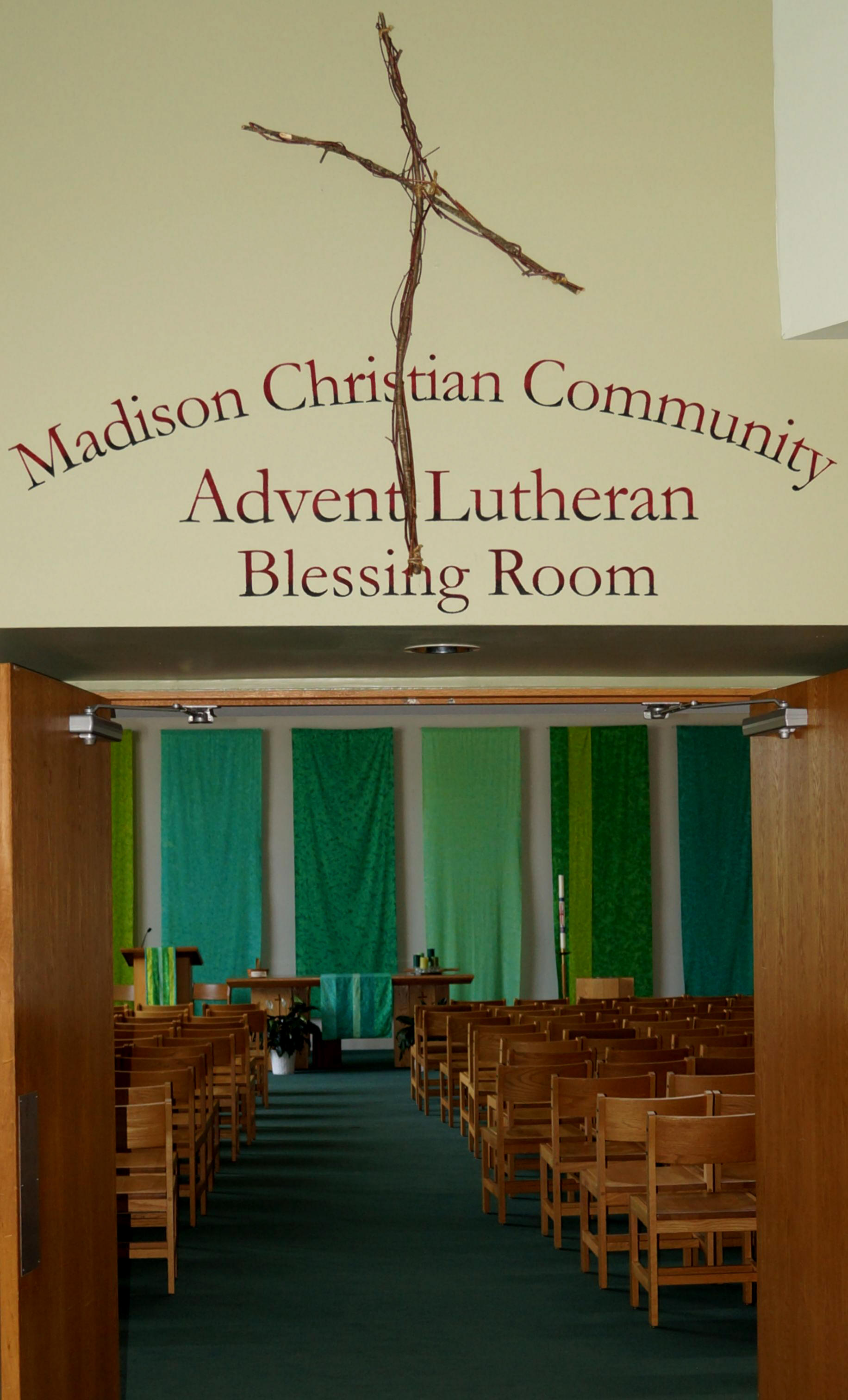 Advent Lutheran, ELCA